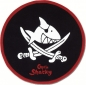 Piratenteppich SH-2360-01 Captn Sharky