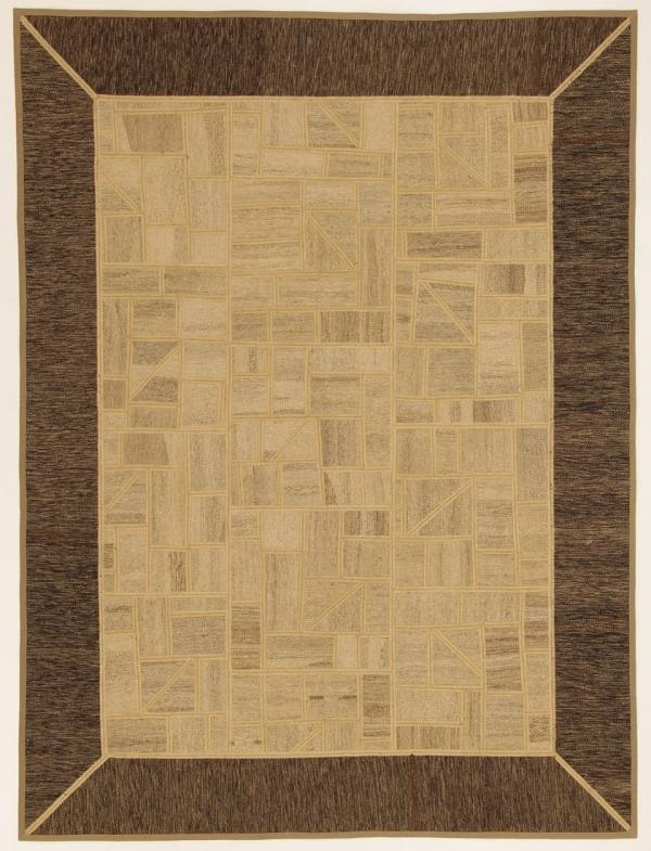 Perserteppich patchwork  Patchwork Kelim hell (149x199cm)