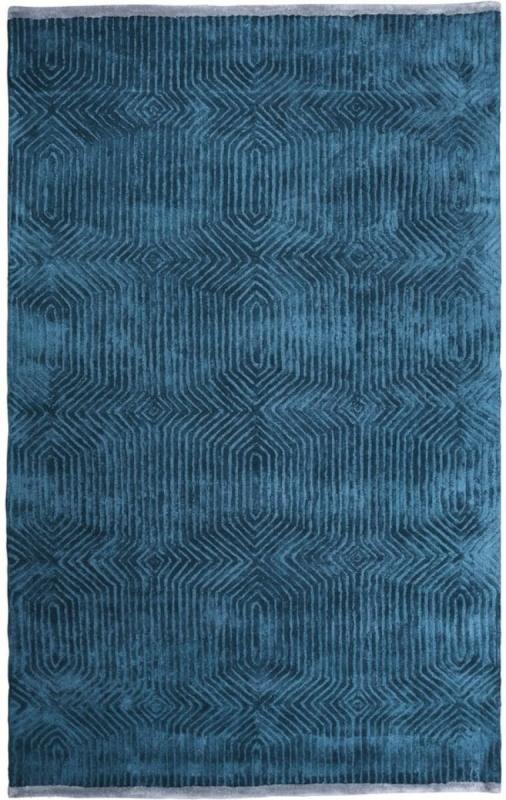 Teppich Designers Guild Roxburgh Indigo