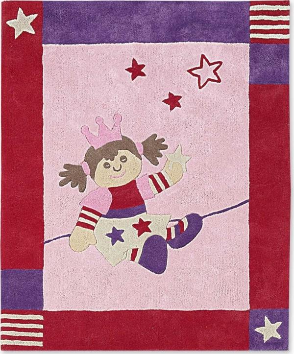 Kinderteppich sterntaler  Sterntaler Rosalie 96273