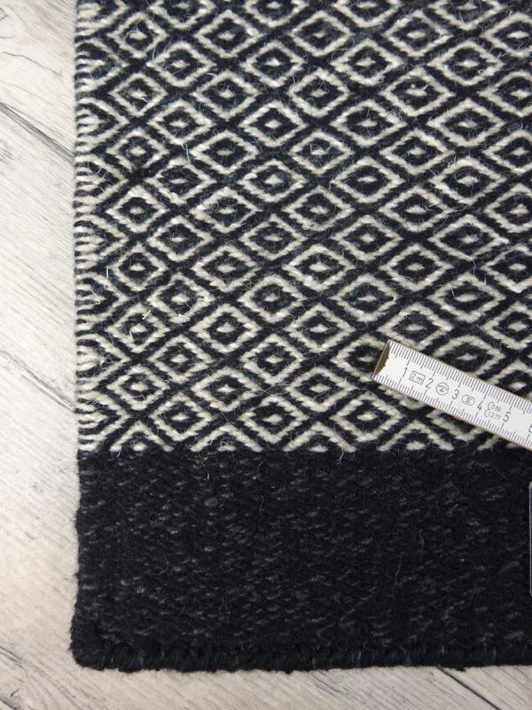 fabula teppich balder 1516 schwarz grau. Black Bedroom Furniture Sets. Home Design Ideas