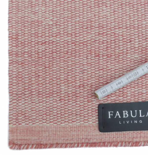 Fabula Rug Bellis 3011 Rose White