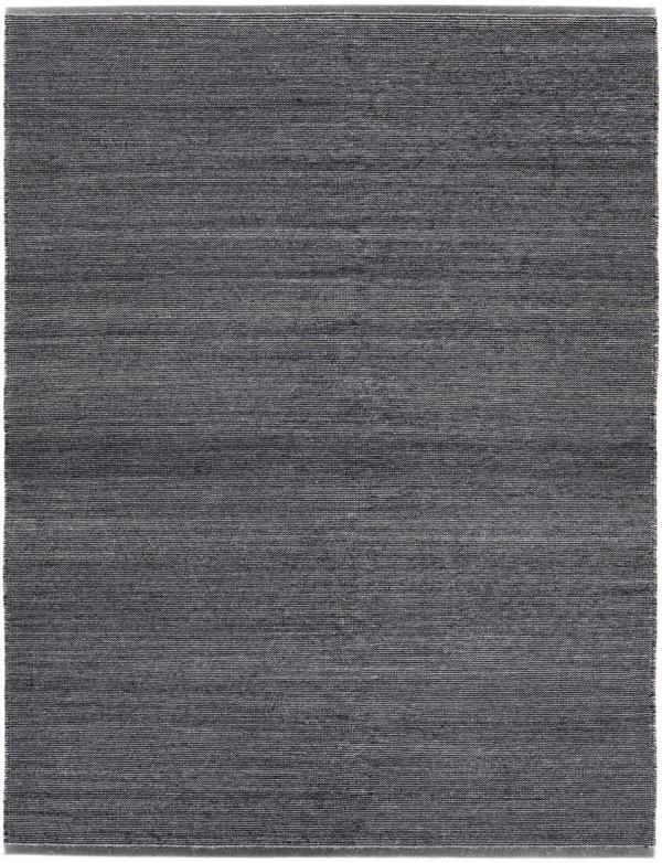 Fabula Teppich Erica 1516 Schwarz Grau