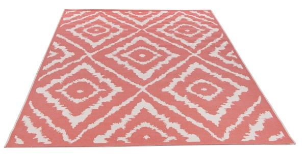 Tom Tailor Teppich Garden Pattern Coral 270