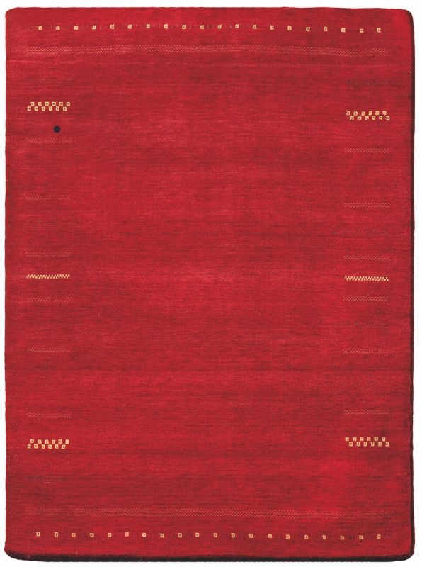 Teppich MonTapis Desna rot