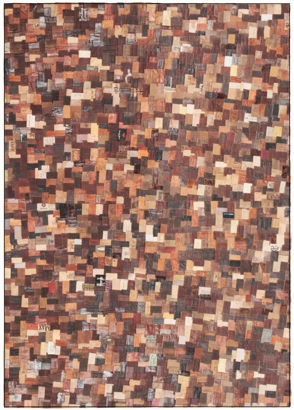 Teppich Montapis Lab Braun