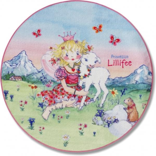 Kinderteppich prinzessin lillifee 102 - Lillifee kinderzimmer ...