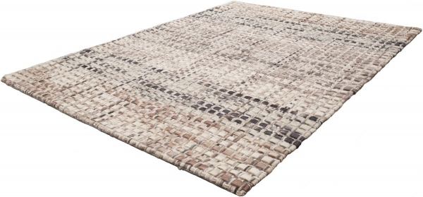 Teppich MonTapis Lima taupe