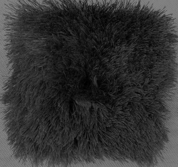 wunschma teppich v greifenstein mohair 55 high black. Black Bedroom Furniture Sets. Home Design Ideas