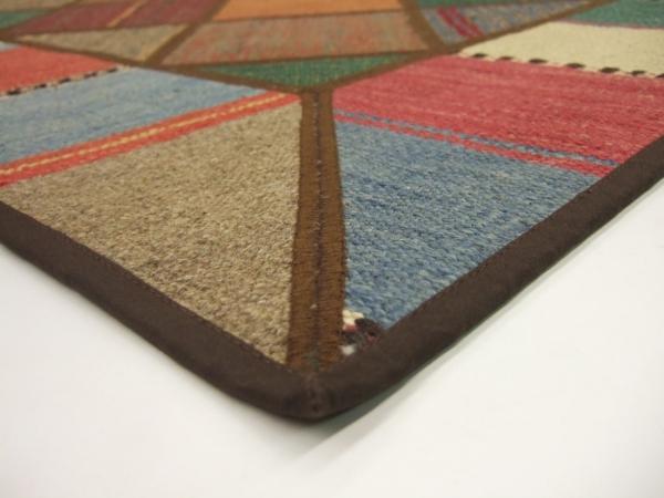 Perserteppich patchwork  Perserteppich Patchwork Kelim Multicolour (150x208cm)