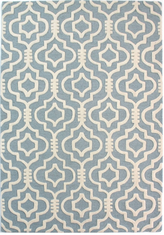 Teppich MonTapis Middle East blue