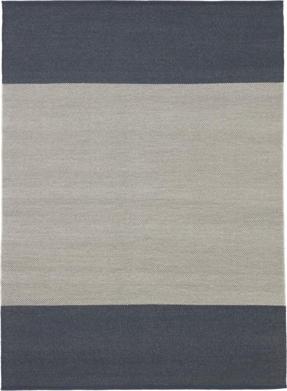 fabula teppich primula 1411 dunkelgrau wollwei. Black Bedroom Furniture Sets. Home Design Ideas