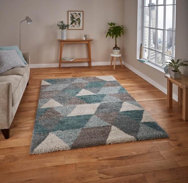 schwungvolle kuschel teppiche. Black Bedroom Furniture Sets. Home Design Ideas