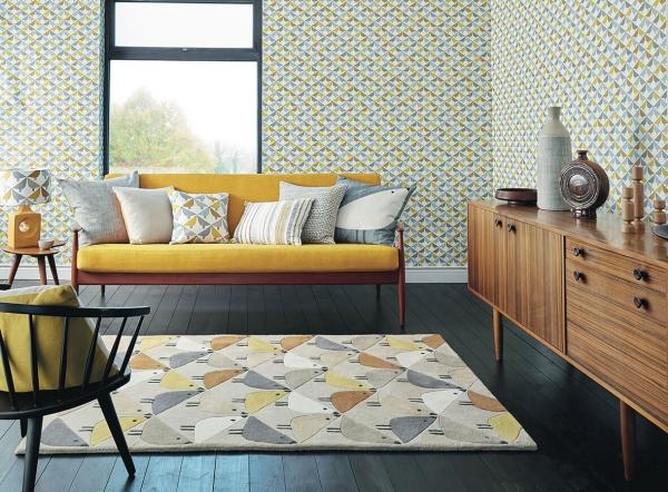 Scion Teppiche, erzeugen eine stimmige Athomasphäre
