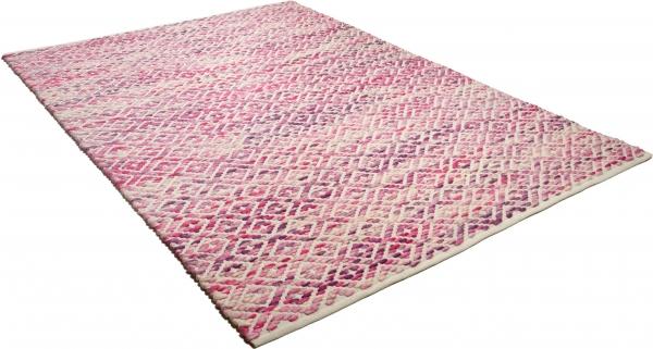 tom tailor teppich smooth comfort diamond berry 260. Black Bedroom Furniture Sets. Home Design Ideas