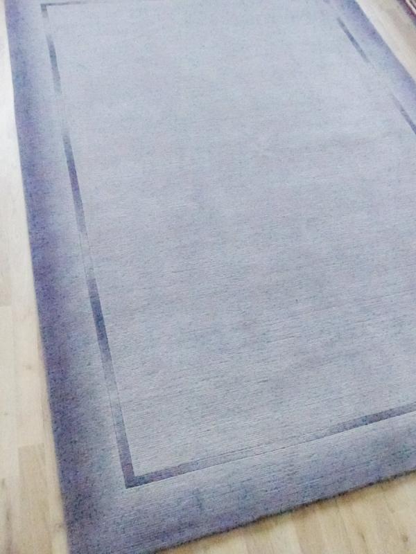 teppich montapis tamal grau l ufer. Black Bedroom Furniture Sets. Home Design Ideas