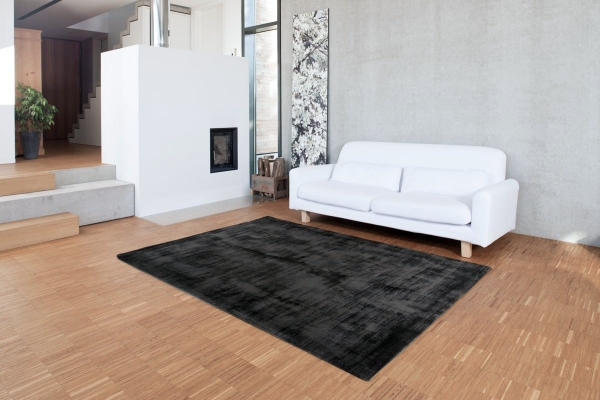 teppich montapis avida kohle. Black Bedroom Furniture Sets. Home Design Ideas