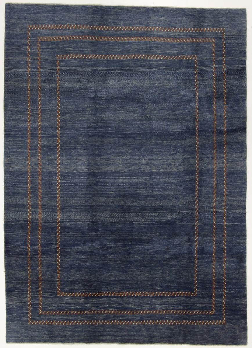 perserteppich gabbeh blau 207x285cm. Black Bedroom Furniture Sets. Home Design Ideas