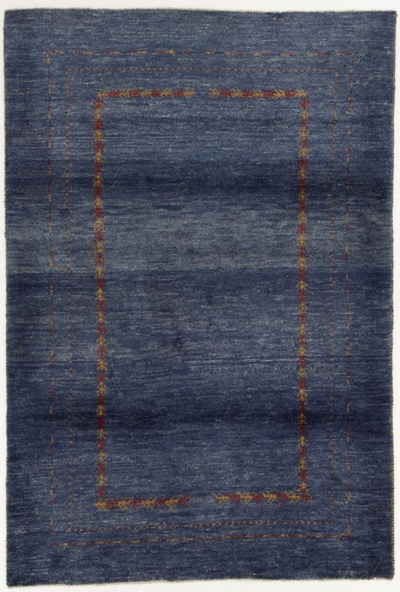 perserteppich gabbeh blau 118x173cm. Black Bedroom Furniture Sets. Home Design Ideas
