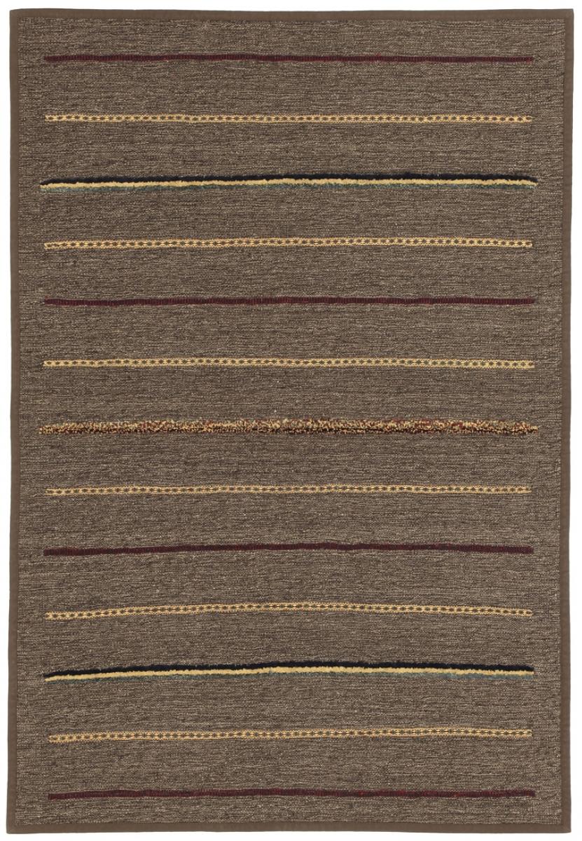 perserteppich kelim stripe grau 103x153cm. Black Bedroom Furniture Sets. Home Design Ideas