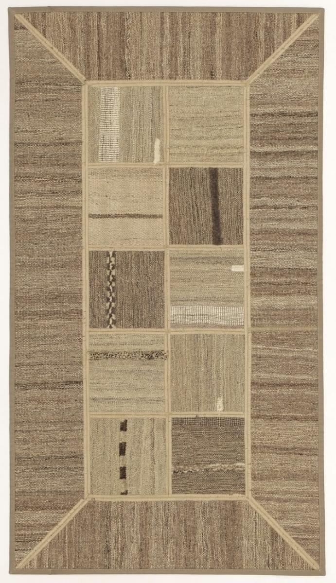 Perserteppich patchwork  Patchwork Kelim hell (74x135cm)