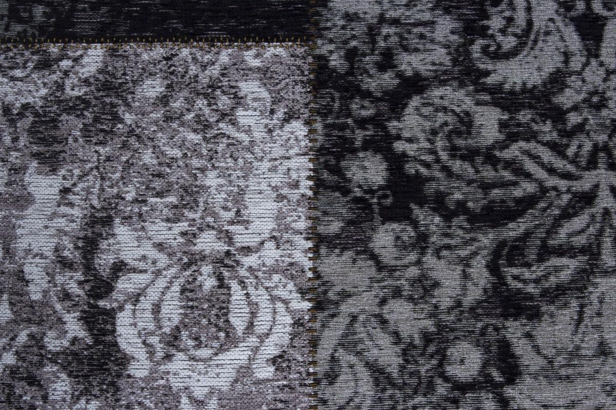 teppich luxor living barock schwarz wei. Black Bedroom Furniture Sets. Home Design Ideas