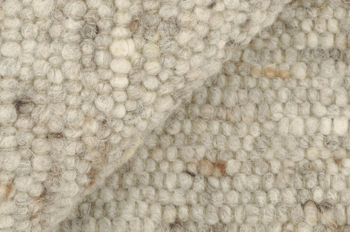 Webteppich  Bari grau-meliert