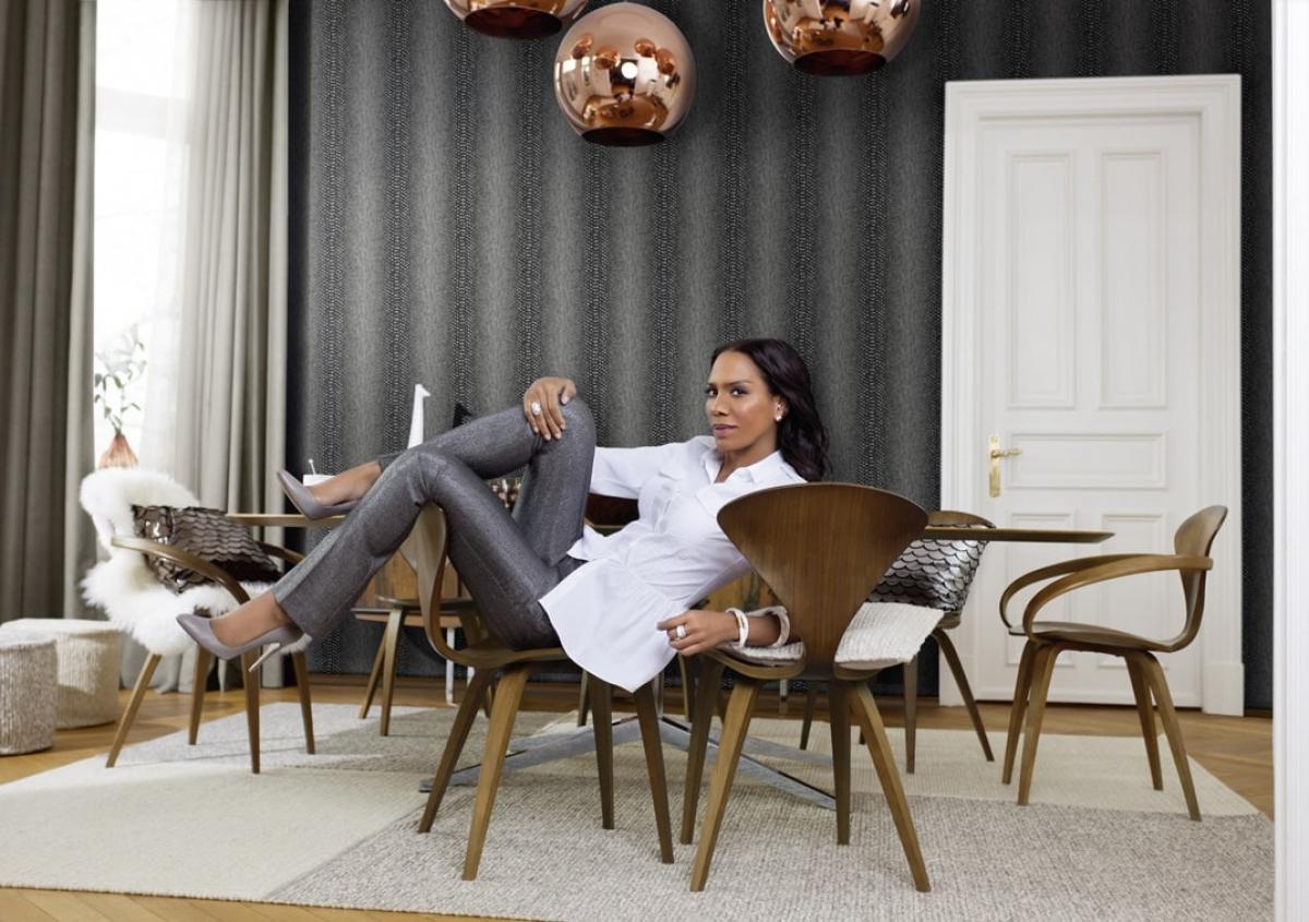 barbara becker teppich chalet creme. Black Bedroom Furniture Sets. Home Design Ideas