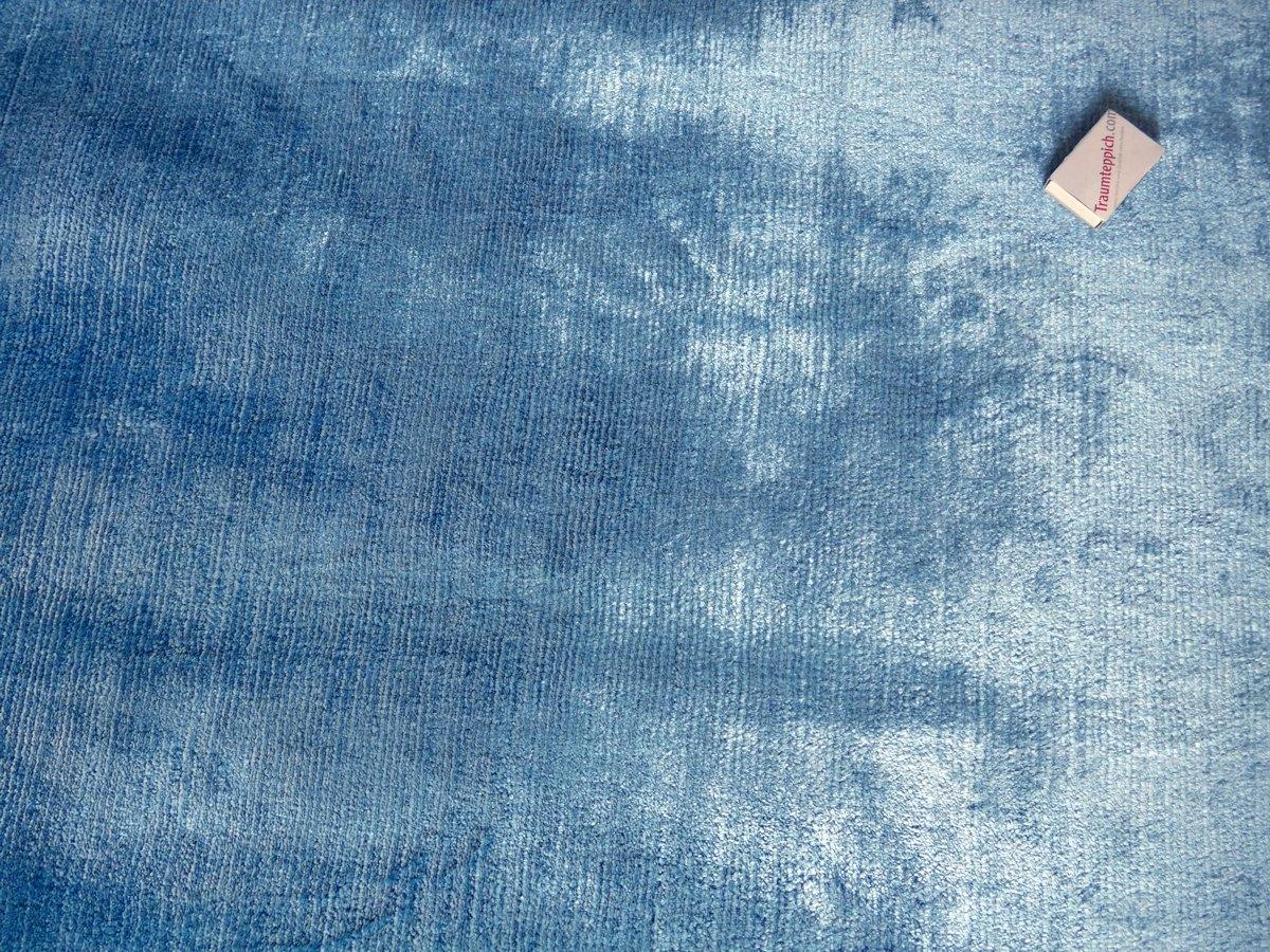 teppich designers guild eberson cobalt. Black Bedroom Furniture Sets. Home Design Ideas