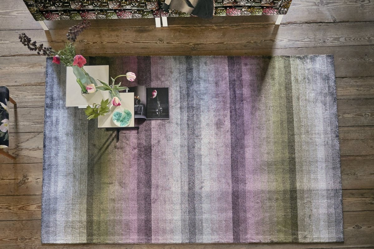 Teppich designers guild saraille peony