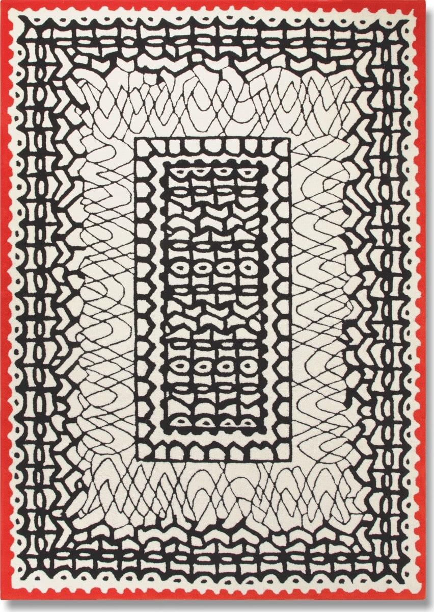 sonderangebot esprit teppich oriental esp 3624 01 ebay. Black Bedroom Furniture Sets. Home Design Ideas