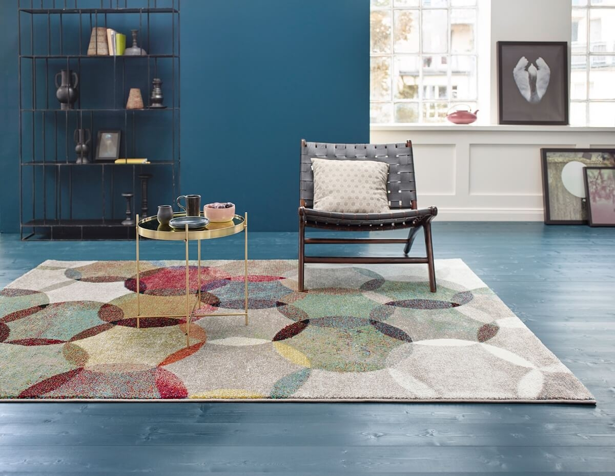 esprit teppich modernina esp 3378 070. Black Bedroom Furniture Sets. Home Design Ideas