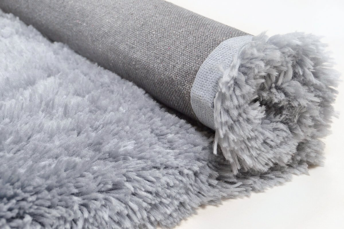 Tom Tailor Kuschelteppich Flocatic grey 650