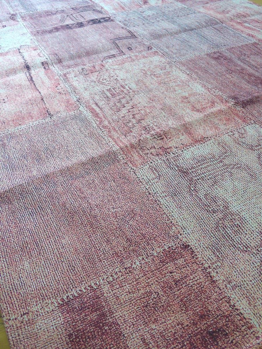 Teppich MonTapis Print 257 Altrosa
