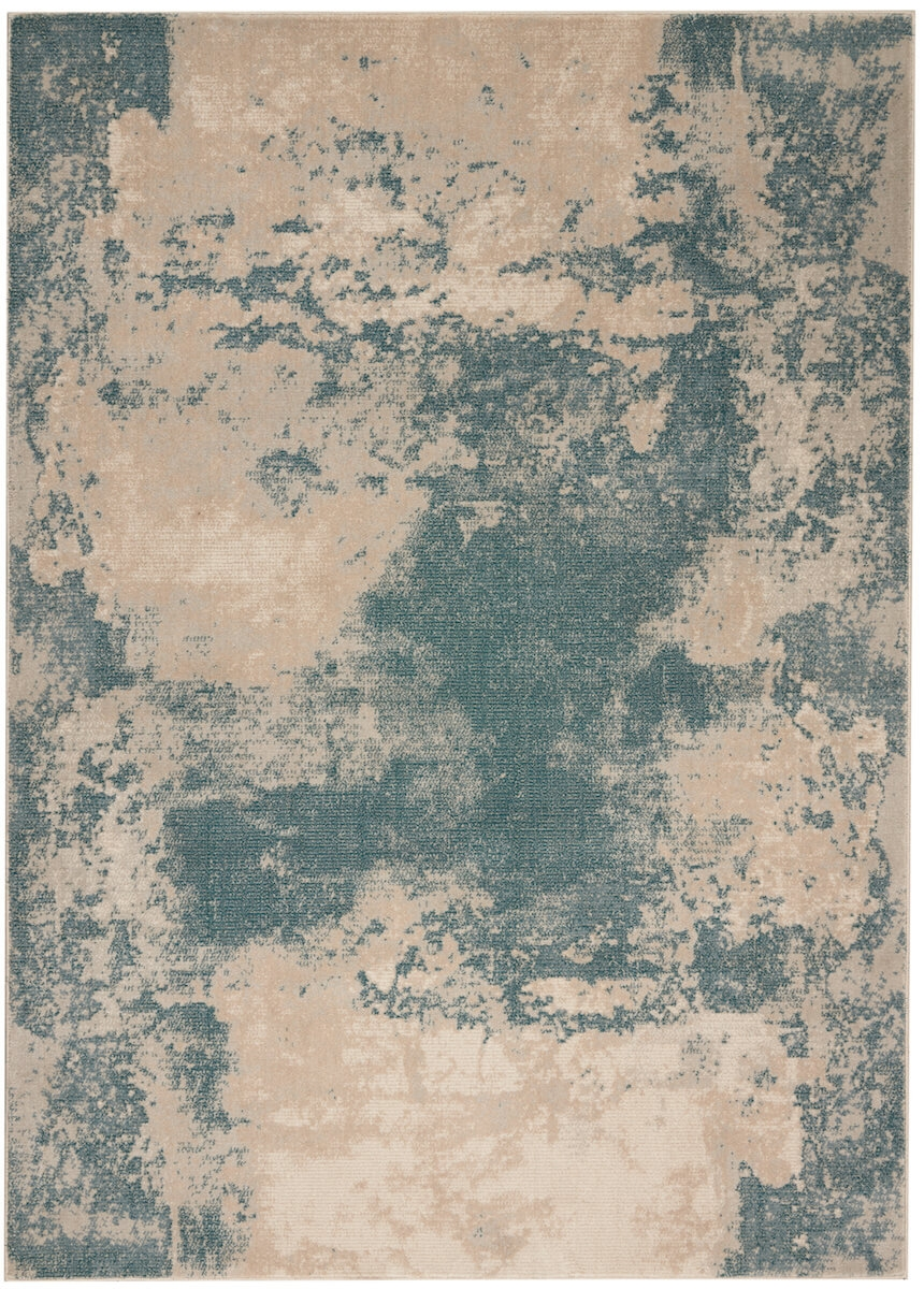 Teppich MonTapis Maxell 13 Teal