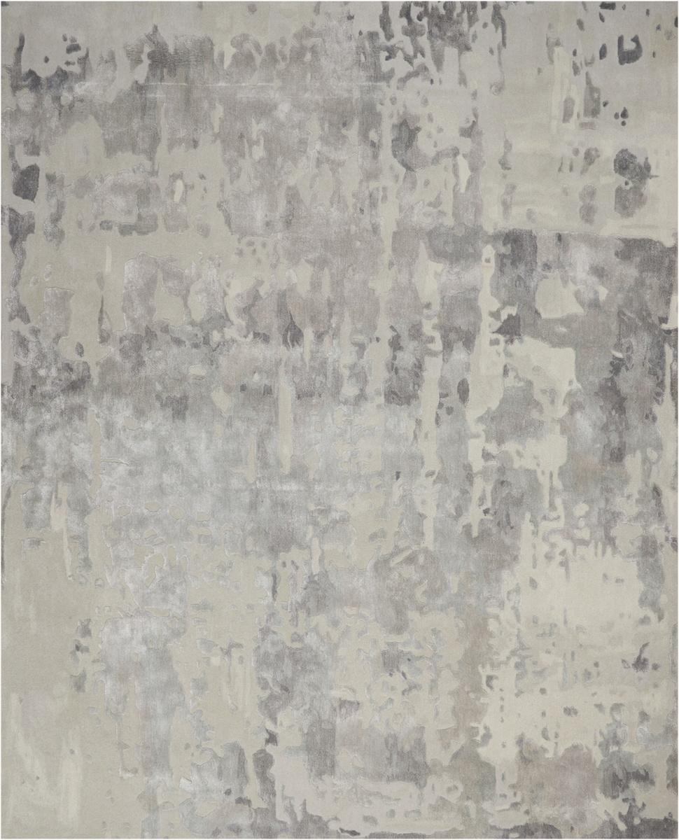 Teppich Alfombra Prismatic Silver