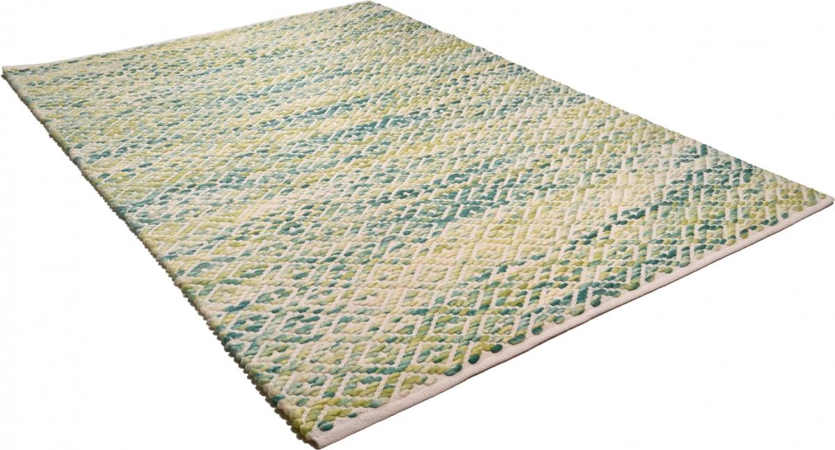 Tom Tailor Teppich Smooth Comfort Diamond green 300