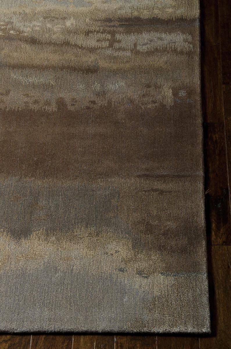 Sonderangebot Teppich Calvin Klein Luster Wash Chrome Wash