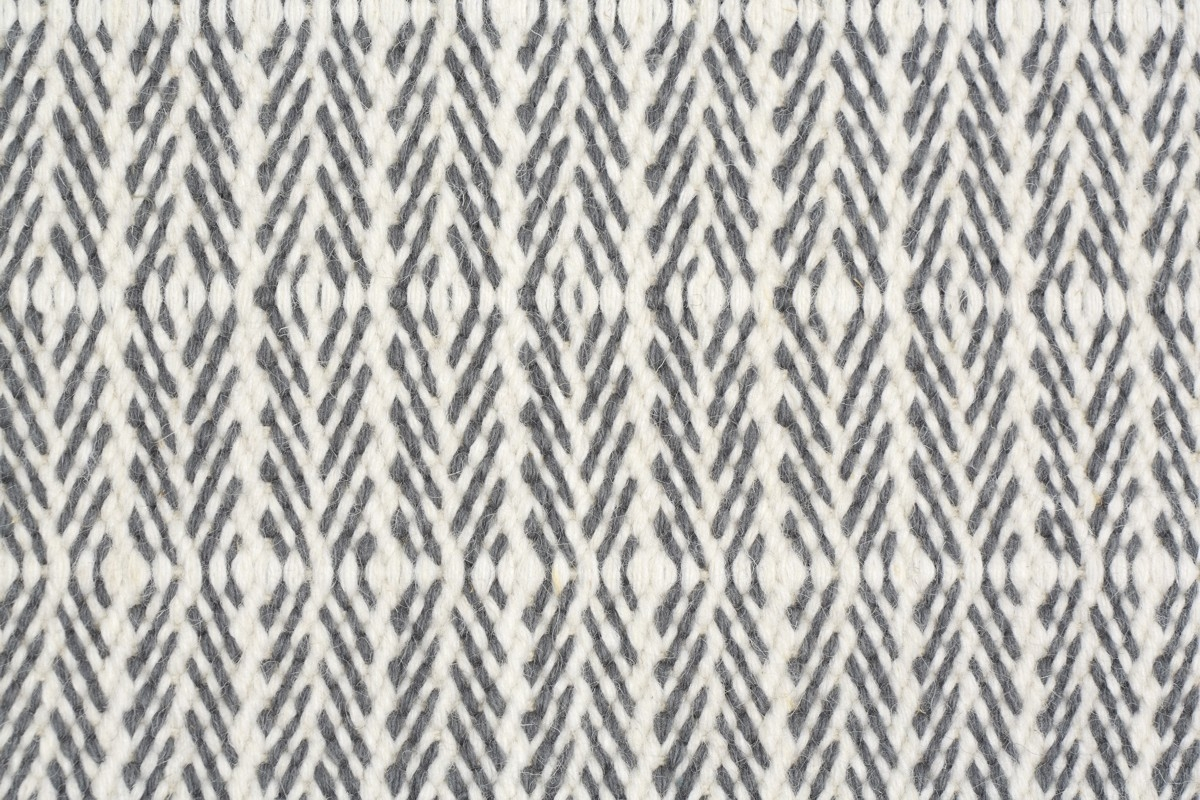 Teppich hellgrau weiss  Teppich Tanne 1016 Weiß-Grau