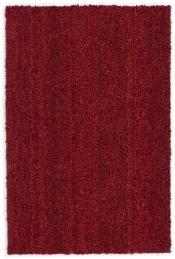 Wunschmaß- Kokosmatte rot