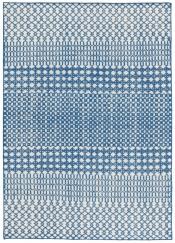 Teppich Ligne Pure SWITCH blau