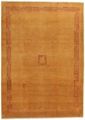 Perserteppich Rissbaft gelb (250x352cm)