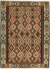Perserteppich Kelim Multicolour (257x350cm)
