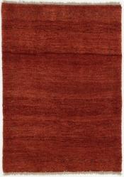 Perserteppich Gabbeh rot (83x116cm)
