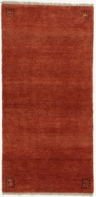 Perserteppich Gabbeh rosa (74x157cm)