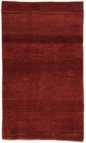 Perserteppich Gabbeh rot (83x138cm)