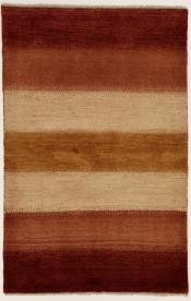 Perserteppich Gabbeh Multicolour (114x174cm)