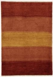 Perserteppich Gabbeh rot (108x157cm)
