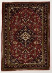 Perserteppich Kashan rot (77x110cm)