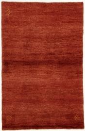 Perserteppich Gabbeh rot (100x155cm)